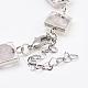 Natural Gemstone Jewelry SetsSJEW-JS00956-4