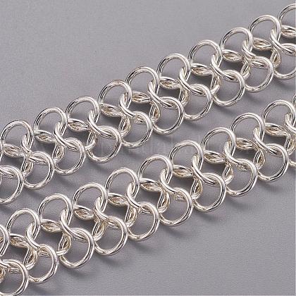 Cadenas de malla de hierroCH-R042-02S-1
