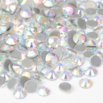 Vidrio de hotfix Diamante de imitaciónRGLA-A019-SS6-101-1