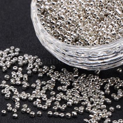 Abalorios de la semilla de cristal electrochapaX-SEED-Q005-2-1