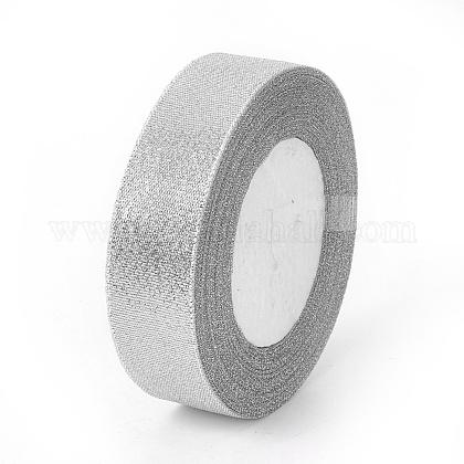 Glitter Metallic RibbonX-ORIB-25mm-S-1