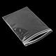 Sacs rectangulaires en PVC à fermeture à glissièreOPP-R005-11x16-2