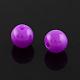 Perlas de acrílico fluorescentesMACR-R517-8mm-12-1