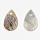 Natural Akoya Shell CharmsSHEL-R048-025-2