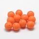 Abalorios de silicona ambiental de grado alimenticioX-SIL-R008B-17-1