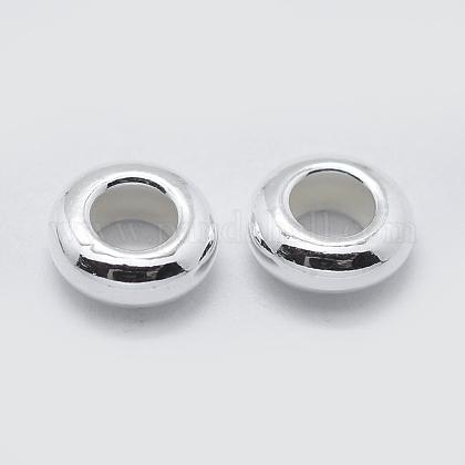 Perles séparateurs en argent sterlingSTER-K171-40S-01-1