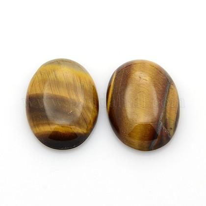 Cabuchones de piedras preciosas naturalesG-P023-09-1