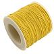 Waxed Cotton Thread CordsYC-R003-1.0mm-110-1
