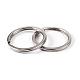 304 Stainless Steel Split Key RingsSTAS-G130-41P-2