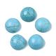 Cabuchones de turquesa sintéticaTURQ-S291-03B-01-2