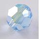 Abalorios de cristal austriacoX-5000_8mm202AB-1