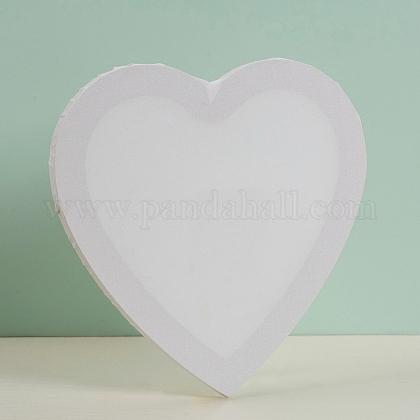 Lienzo en blanco madera imprimada enmarcadaDIY-G019-01A-1