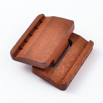 木製の留め金WOOD-A014-1-1