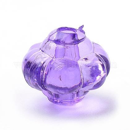 Transparent Acrylic BeadsTACR-S144-06A-1
