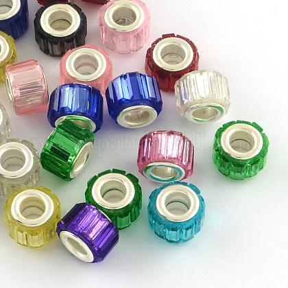 Abalorios de resina europeaRPDL-R004-M-1