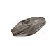 Прозрачные акриловые бусиныX-PLRC6x12mm45-1