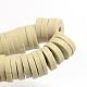 Perlas de arcilla de polímero hechas a mano ambientalesCLAY-R067-5.0mm-02-2