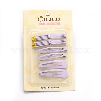 Plancha de pelo pasadores para el pelo y broche pinzas para el cabello accesorios para juegosPHAR-M010-04-1