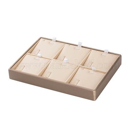 Коробки презентации деревянные ожерельеODIS-P003-04-1
