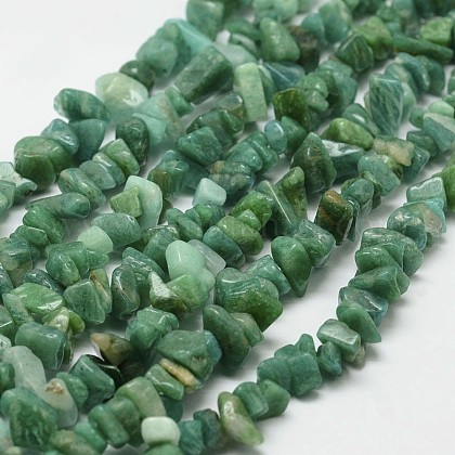 Natural Amazonite Beads Strands G-F328-07-1