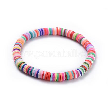 Stretch Bracelets For MotherBJEW-JB04474-01-1