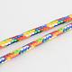 Cuerda de nylon trenzado para la toma de nudo chinoNWIR-S004-08-2