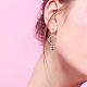 Alloy Ear StudsEJEW-Q699-35AS-NR-6