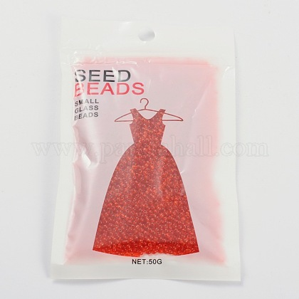Fgb®11/0透明ガラスシードビーズX-SEED-Q006-F07-1
