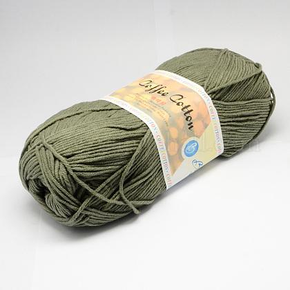 Alta calidad de hilos de tejer de la mano suaveYCOR-R011-25-1
