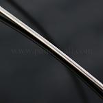 Sterling Silver Wire, Silver, 22 Gauge, 0.6mm; 2.8g/1m