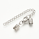 304 Stainless Steel Chain Extender STAS-S076-90-1