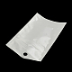 Sacs de fermeture à glissière en plastique de film de perleOPP-R003-18x26-3