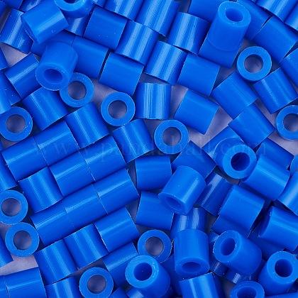 1 коробка 5мм мелти бусины pe diy плавкие бусины заправки для детейDIY-X0047-08-B-1