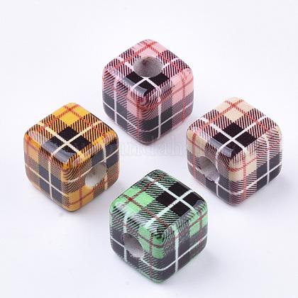 Perlas de resina impresaRESI-T036-01-1