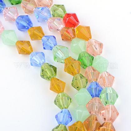Glass Beads StrandsGLAA-S050-4mm-1