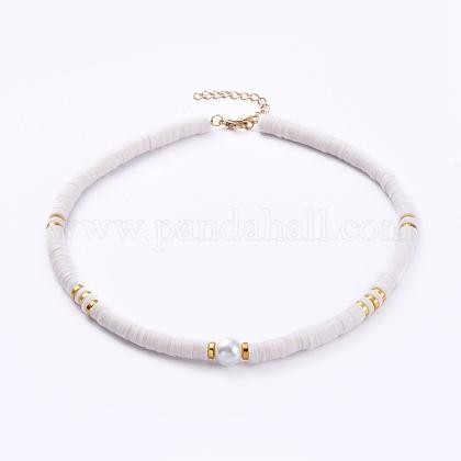 Collares de abaloriosNJEW-JN02726-01-1