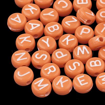 Abalorios acrílicos opacosMACR-S273-11F-1