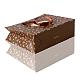 Bolsas de papel rosa impresas rectangularesCARB-F001-16A-3