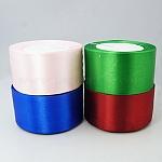 Satin Ribbon, Mixed Color, 2