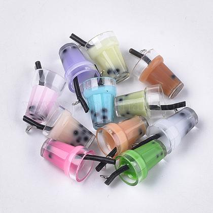 Colgantes de vasos de plásticoCRES-S359-09-1