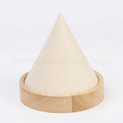 Wood Necklace DisplaysNDIS-E020-05A-1