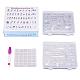 Máquina de coser doméstica prensatelas kit de juego de piesTOOL-BC0008-07-6