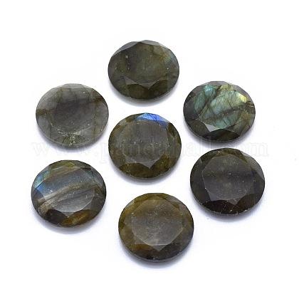 BIN-0089-B Labradorite Cabochon Small, Approx. 1-1 12