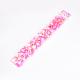 Flower Nylon Magic Tape Hair ClipsOHAR-S193-53-2