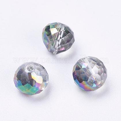 Imitation Austrian Crystal BeadsSWAR-F067-6mm-31-1