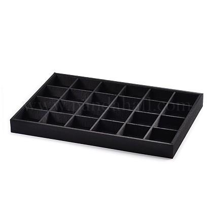 Cajas de presentación joya paralelepípedo de maderaODIS-N021-03-1