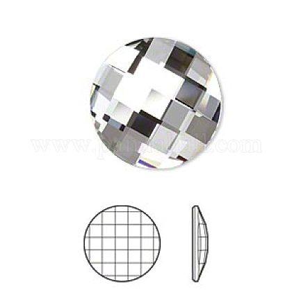 Diamantes de imitación de cristal austriacoX-2035-14mm-001(F)-1