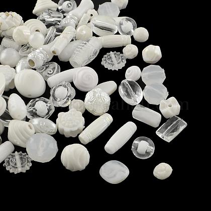 Acrylic BeadsSACR-S756-08-1