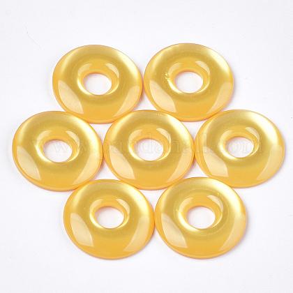 Colgantes de resina translúcidaRESI-S374-18A-1