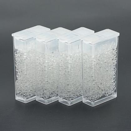 12/0 MGB® perles de mastuno en verre SEED-R033-2mm-4-1
